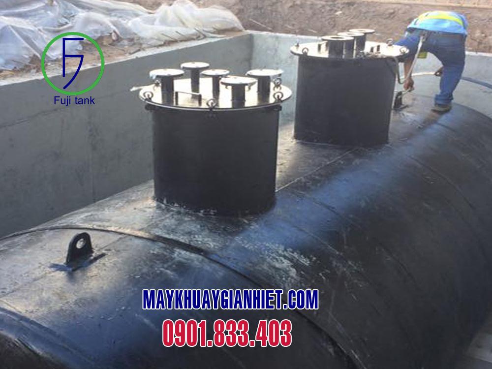 bồn chứa xăng dầu
